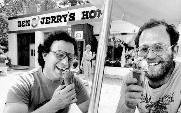 Ben-and-Jerry_2645782b Boston Globe Getty Images