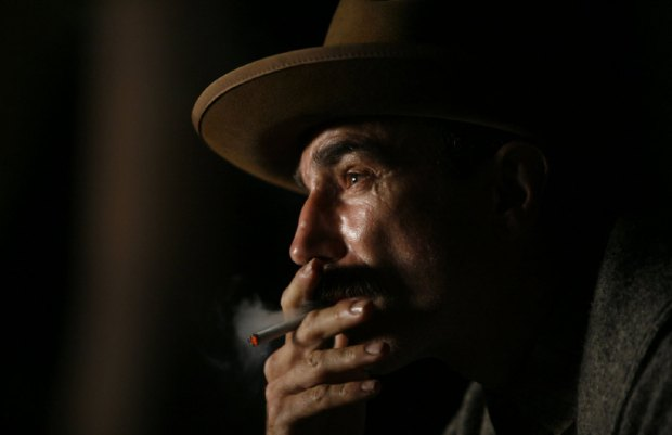 Daniel Day-Lewis, Daniel Plainview (There will be blood).