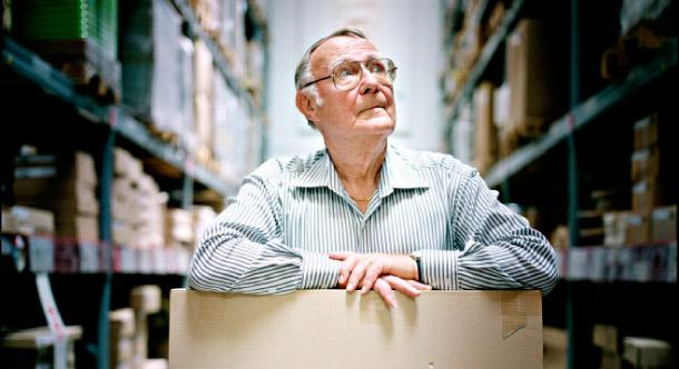 Ingvar Kamprad IKEA